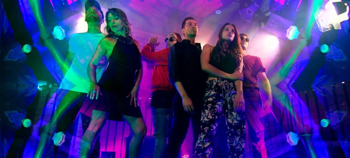 """¡Weno el cover! El elenco se luce cantando """"A Dios le pido"""""""