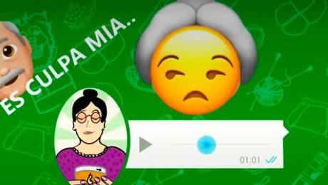 ¡A reír! Los más chistosos audios de Whatsapp de las mamás