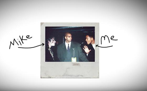 """El \""""extraño\"""" encuentro entre Will Smith y Michael Jackson"""