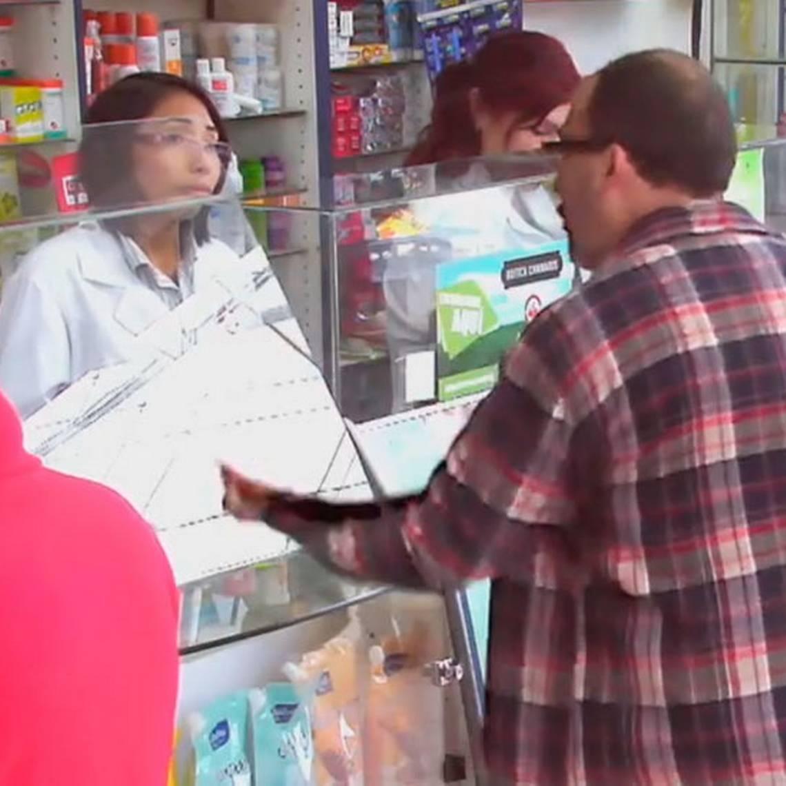 Impacto por complejo caso de xenofobia en una farmacia