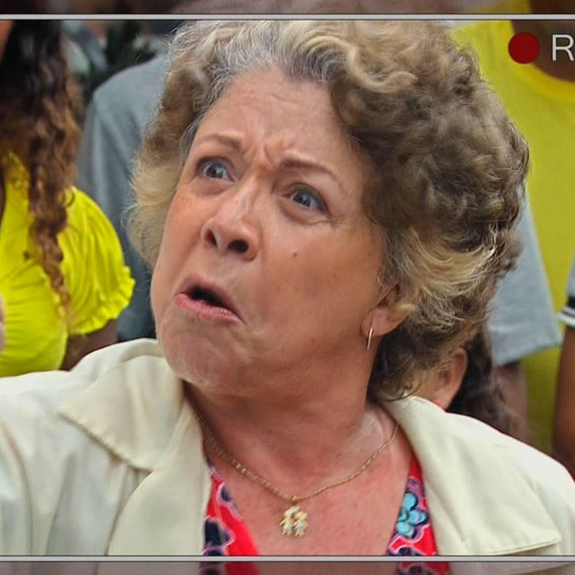 Doña Xepa sacó las garras