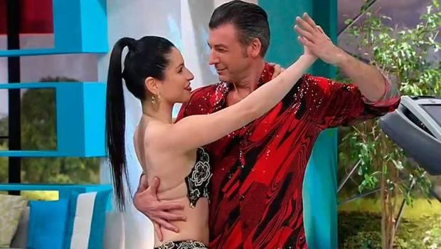 Yann cumple su desafío bailando en una trotadora