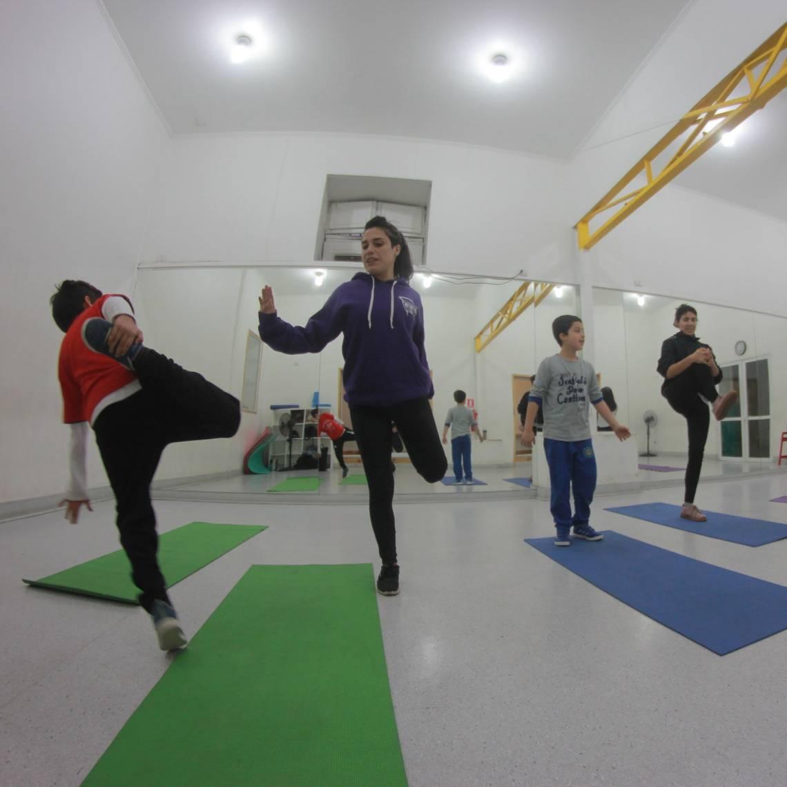 ¡A moverse! Conoce el Taller de Yoga/HipHop para niños