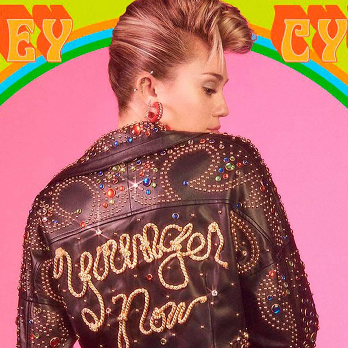 Miley Cyrus lanzó su nuevo disco \'Younger Now\'